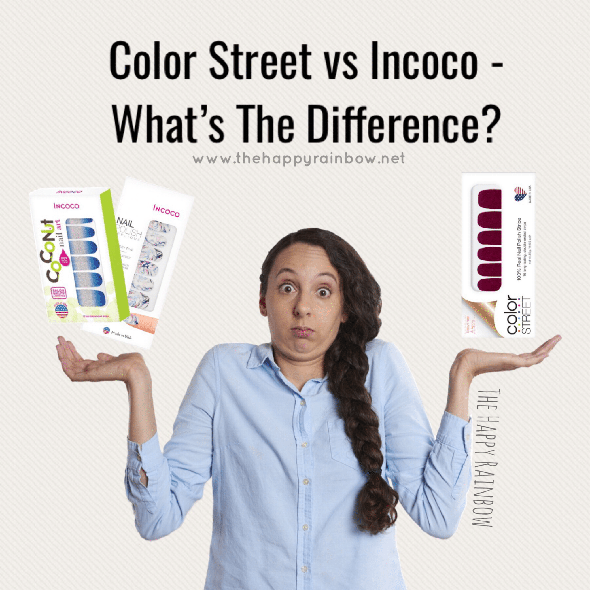 photo of Incoco and Color Street